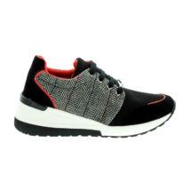 Menbur sneaker black white 0016