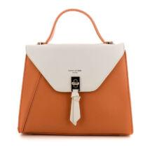 David Jones női műbőr táska peach