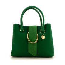 Diana női műbőr táska green