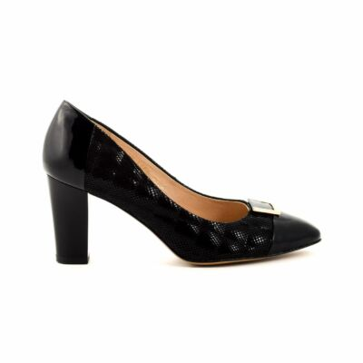 Anis pumps fekete  167073_A