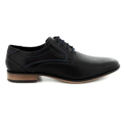 Bugatti félcipő/black100  fekete  167595_A