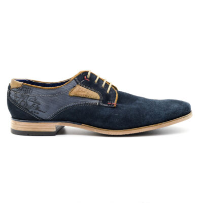 Bugatti félcipő kék  168645_A
