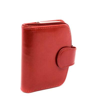 Centro  Pelle bőr pénztárca/rosso