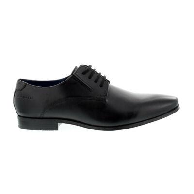 Bugatti félcipő fekete  173756_A
