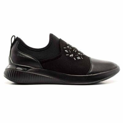 Geox női sportcipő fekete  176026_A
