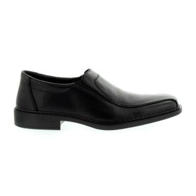 Rieker férfi félcipő schwarz00 fekete  177754_A