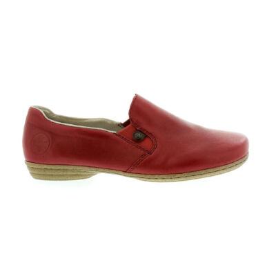 Rieker női félcipő rosso33 piros  177775_A