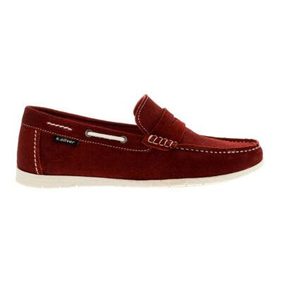 S.Oliver férfi félcipő red500 40-45 piros  178523_A
