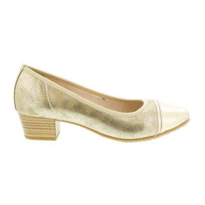 Jana pumps gold940  arany  178618_A