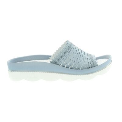 La Pinta bőr papucs 720 ice blue brigth kék  179152_A