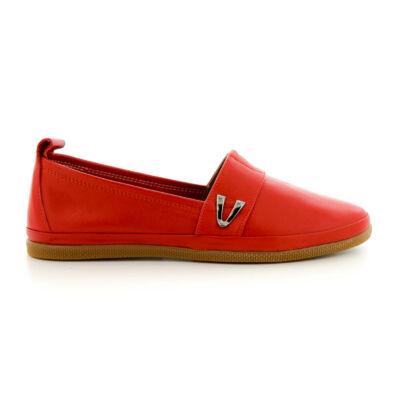 Mago bőr mokaszin red piros  179836_A