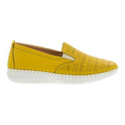 Mago bebújós félcipő yellow sárga  179839_A