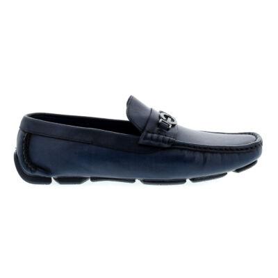 Mago férfi mokaszin navy blue  kék  179860_A