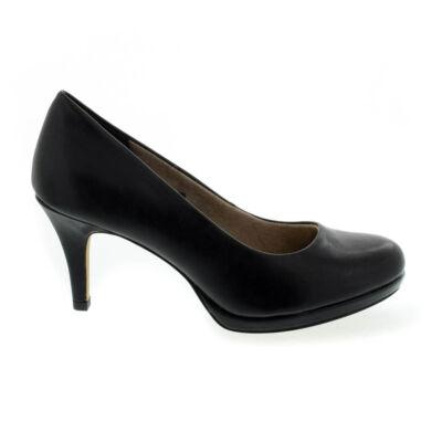 Tamaris pumps fekete  180623_A