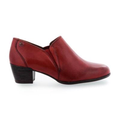 Tamaris félcipő piros  180630_A