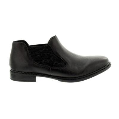 Rieker női félcipő schwarz00  fekete  181457_A
