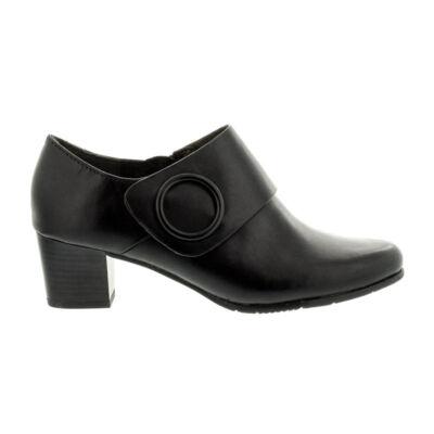 Jana félcipő black001 fekete  181531_A