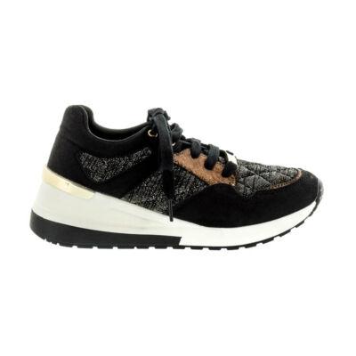Menbur sneaker black 0001 fekete  182555_A