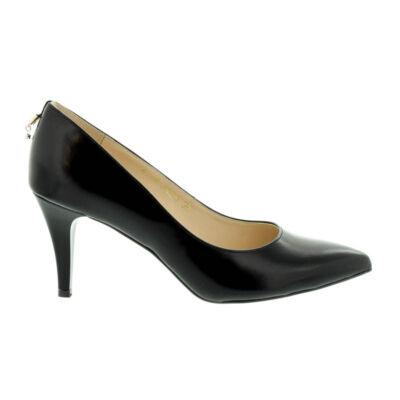 Anis pumps czarna toska  fekete  182882_A