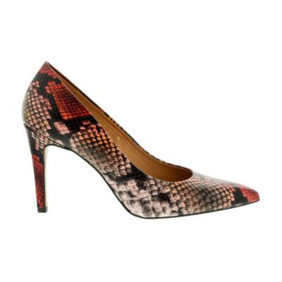 Anis pumps serpenty mat red piros  183265_A