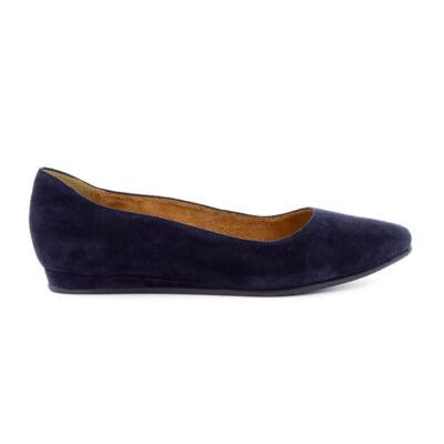 Tamaris félcipő/navy805   kék  183591_A