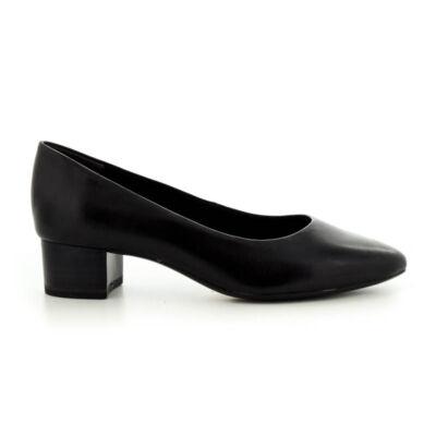 Tamaris pumps black001 fekete  183601_A