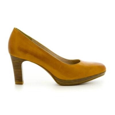 Tamaris pumps sun602 sárga  183618_A