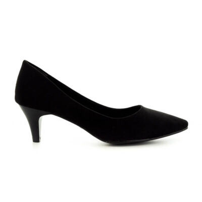 Tamaris pumps black001 fekete  183621_A