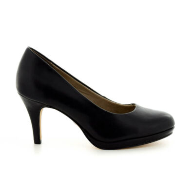 Tamaris pumps black matt020