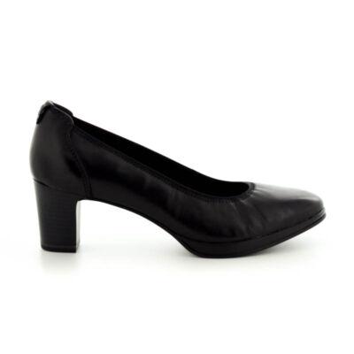 Tamaris pumps black001 fekete  183665_A