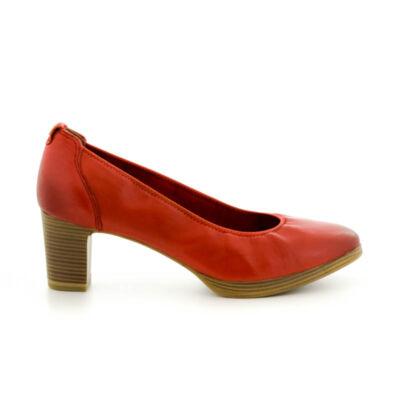 Tamaris pumps sangria536 piros  183666_A