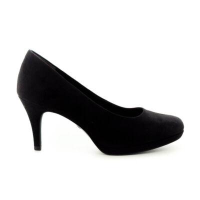 Tamaris pumps black001 fekete  183669_A