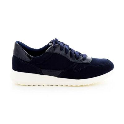 Tamaris félcipő navy805 W kék  183703_A