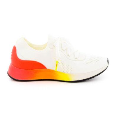Tamaris félcipő white neon139  W fehér  183709_A