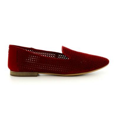 Tamaris félcipő rubin54 piros  183739_A