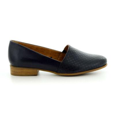 Tamaris félcipő navy strt855   kék  183743_A
