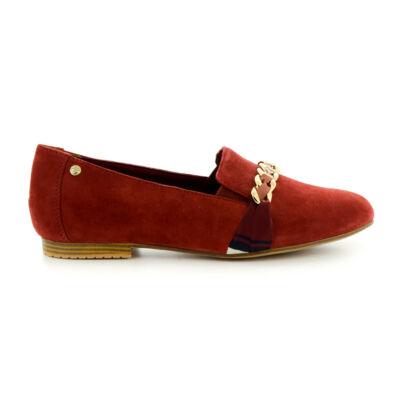 Tamaris félcipő ruby523 bordó  183746_A