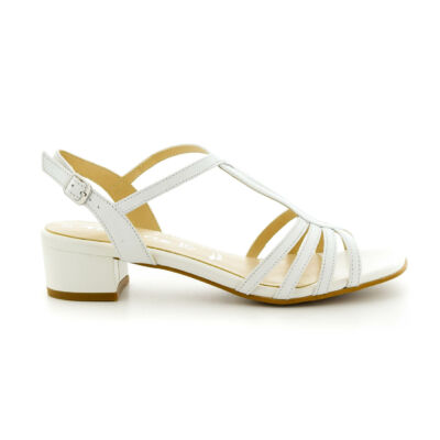 Tamaris szandál white leather117