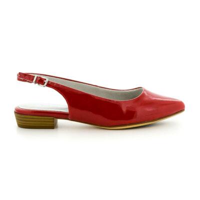 Tamaris sling chili patent520 piros  184000_A