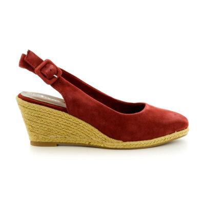 Tamaris sling ruby523 piros  184026_A