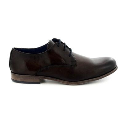 Bugatti félcipő/dark brown6100  barna  184222_A