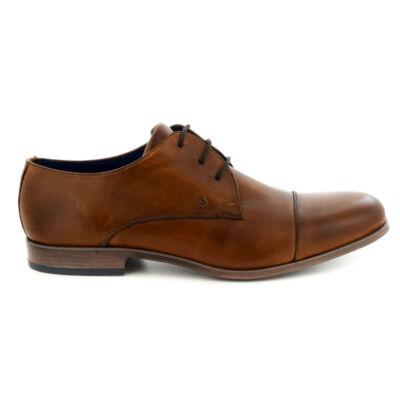 Bugatti félcipő/cognac6300 barna  184224_A