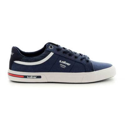 S.Oliver férfi sportcipő0 navy805 kék  184340_A