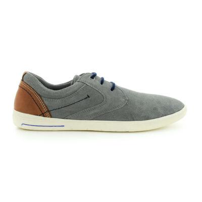 S.Oliver férfi sportcipő grey200  szürke  184341_A