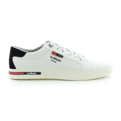 S.Oliver férfi sportcipő white10 fehér  184345_A