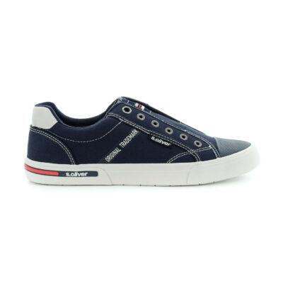 S.Oliver férfi sportcipő navy805 kék  184348_A