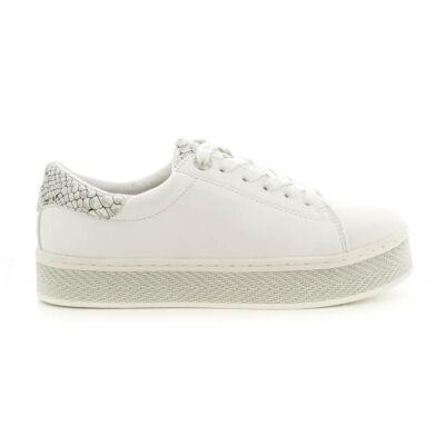 S.Oliver női sportcipő white100  fehér  184361_A