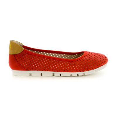 S.Oliver női félcipő red500