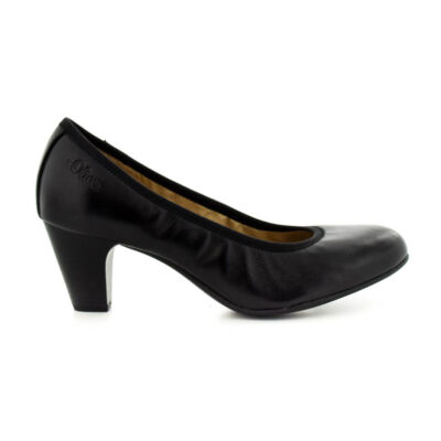 S.Oliver női pumps black001