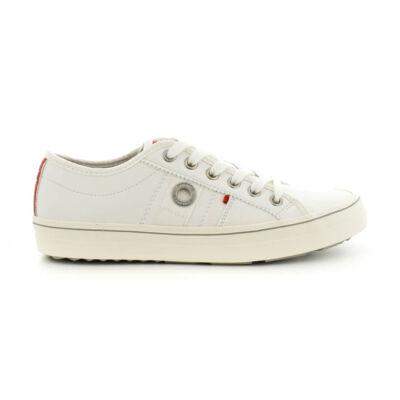 S.Oliver női sportcipő white100 fehér  184381_A